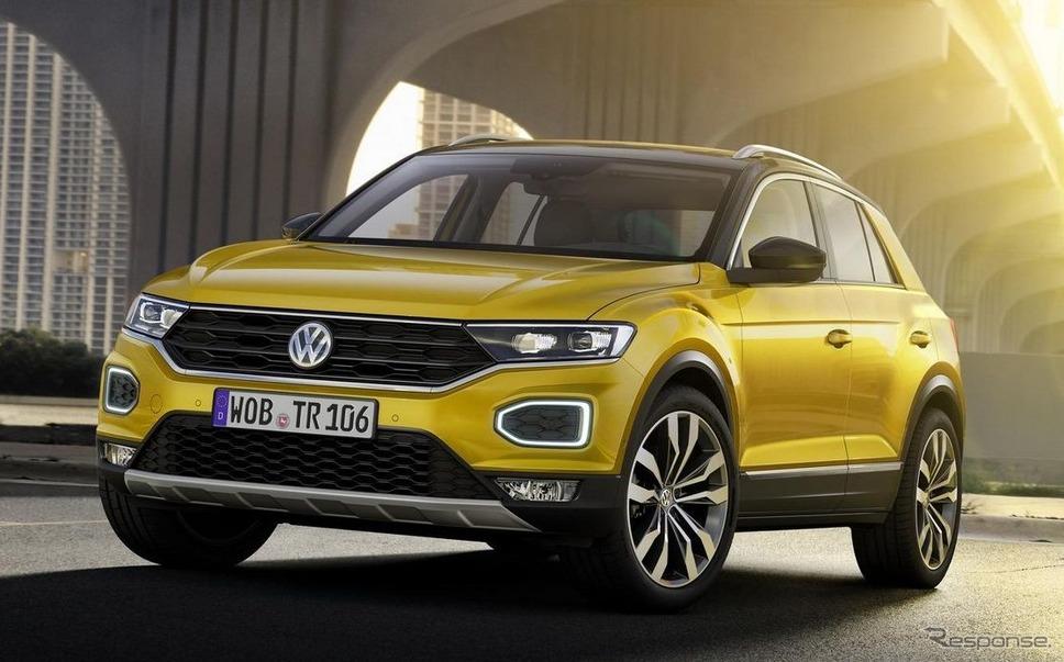 VW、新型SUVを2019年内に発売へ…...