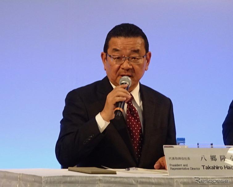 ホンダ 八郷社長「25年までに開発工数を3割減」…四輪事業と電動化で ...