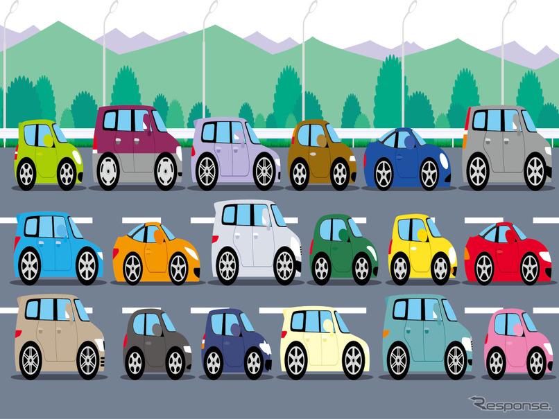 夏休み 渋滞 予測