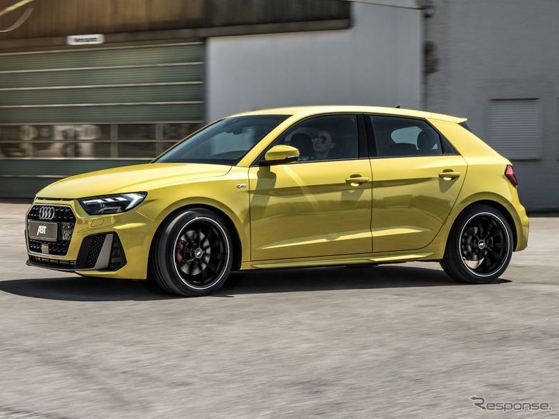 アウディ A1 新型をカスタマイズ、240馬力に強化…アプト・スポーツ ...