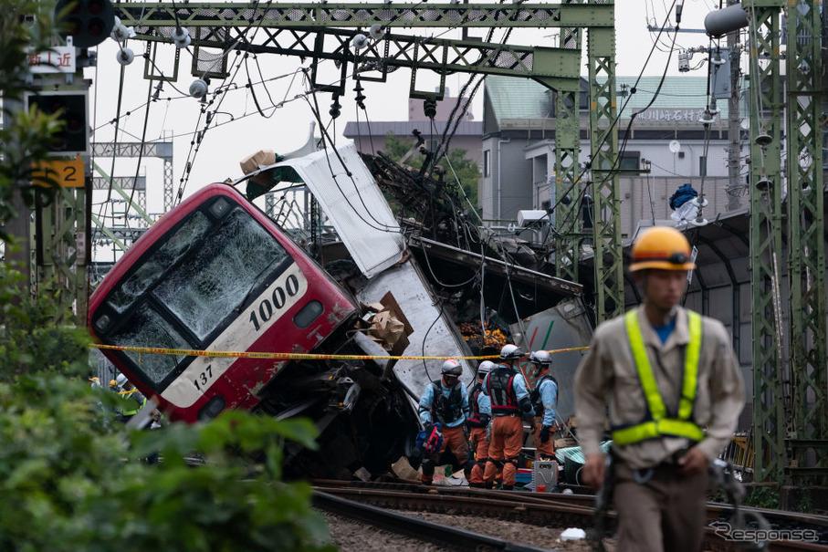 京浜 急行 線 運行 状況
