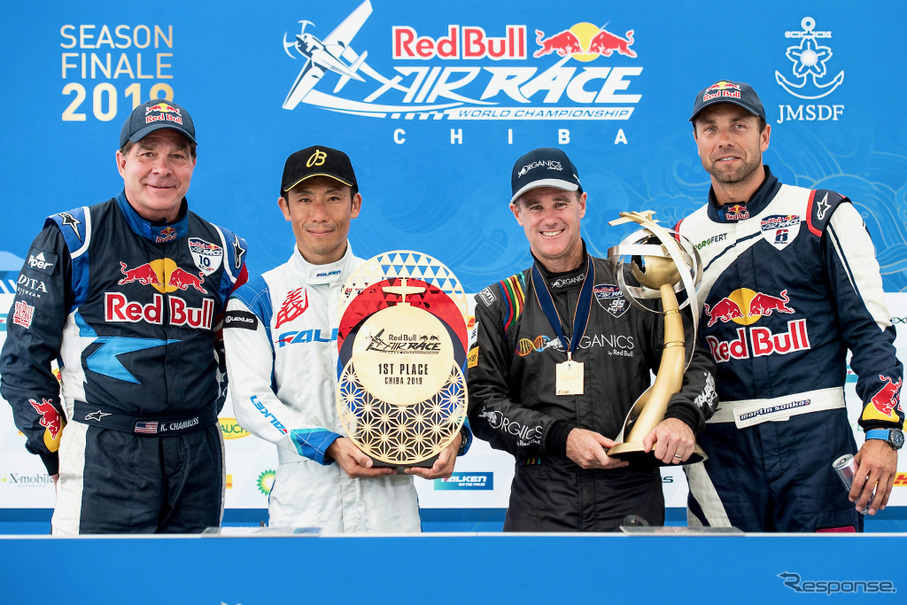 RED BULL AIR RACE CHIBA 2019/Press Conference
