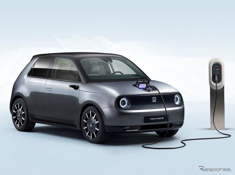 ホンダ 電気 自動車