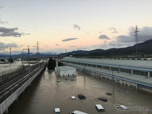 小田急小田原線は15時頃に全線再開見込み\u2026台風19号による鉄道の