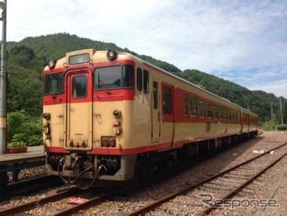 会津鉄道にリバイバル国鉄急行色が初入線…JR東日本のキハ47・48形 2020 ...