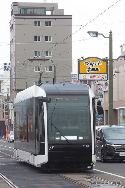 札幌市电の上下分离化が决定…现在と同水准の