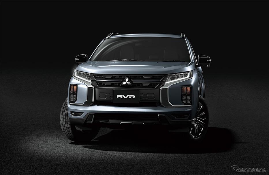 三菱RVR 特別仕様車「Black Edition」