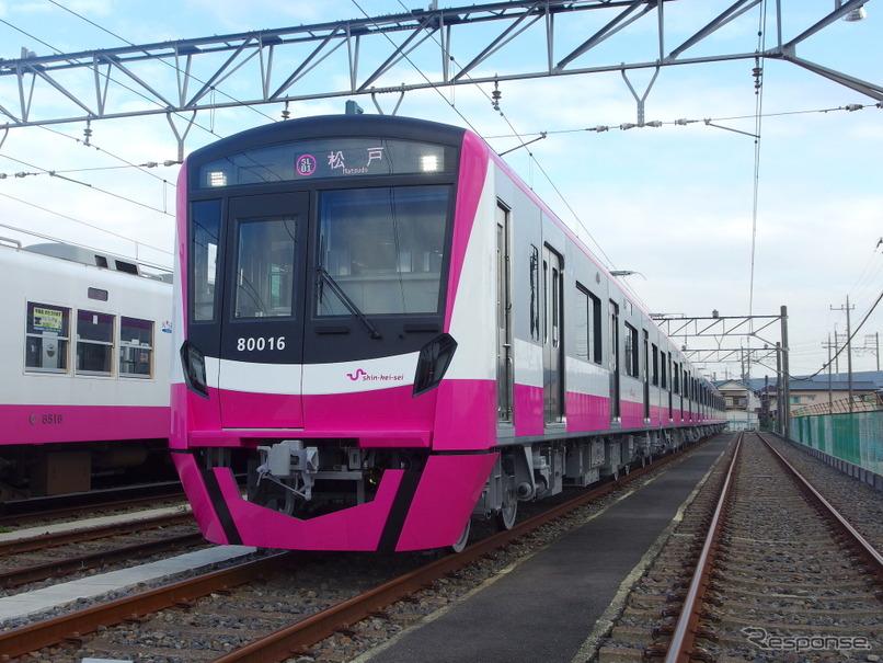 新京成電鉄の新型車、80000形は京成3100形と共通設計で新発想 ...
