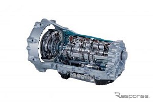 ジヤトコ、FR車用9速オートマチックトランスミッションを新開発 ...