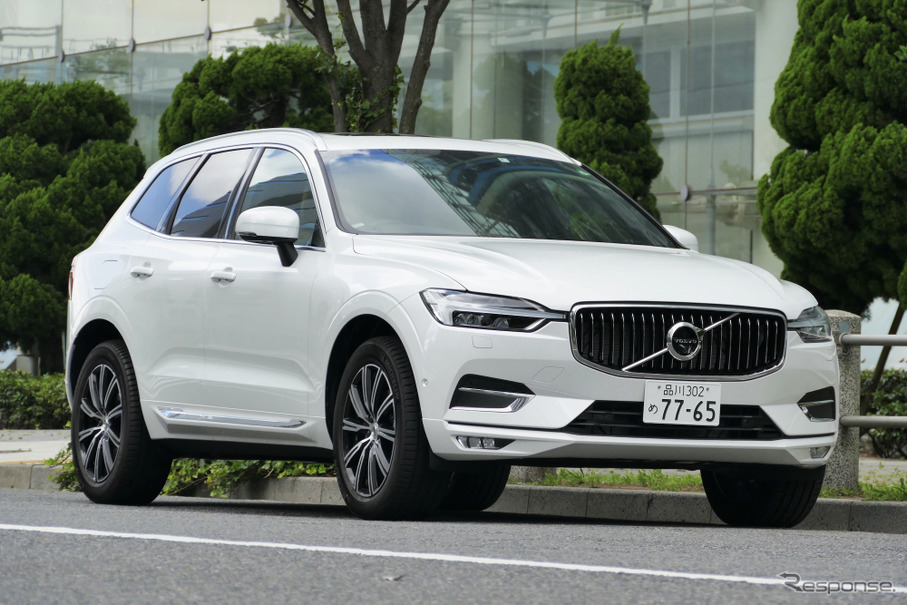 ボルボ XC60 B5 AWD Inscription