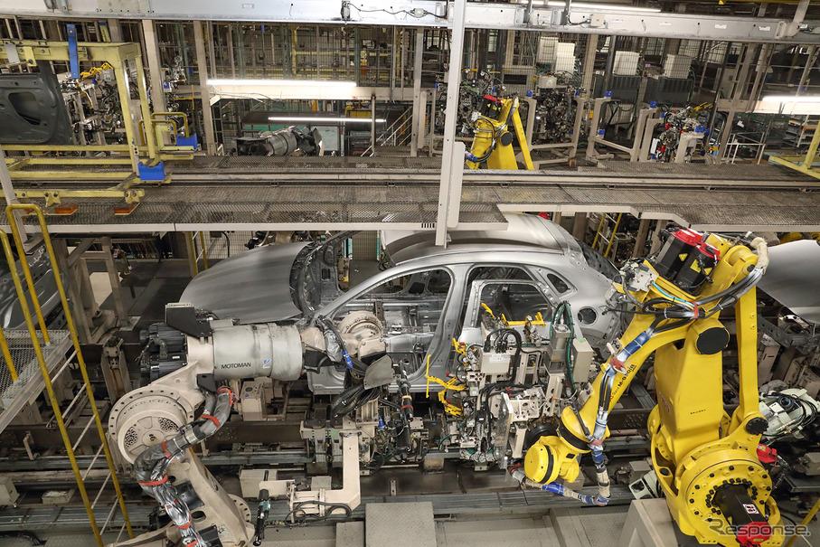 マツダ、国内全工場の昼夜勤2直操業を7月中に再開---生産台数は8割まで ...