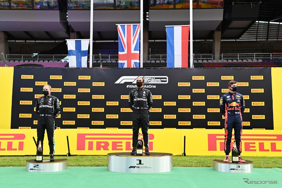 F1 シュタイアーマルクGP】ハミルトンが自身85度目の優勝…レッドブル ...