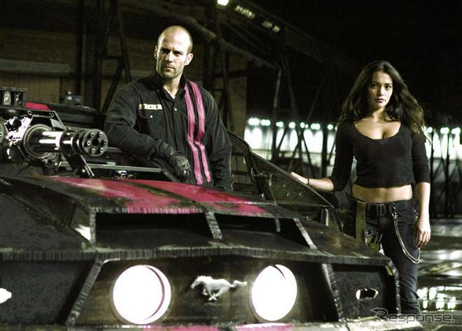 映画『デス・レース』…凶悪極まりないオーラをまとった出場車 ...