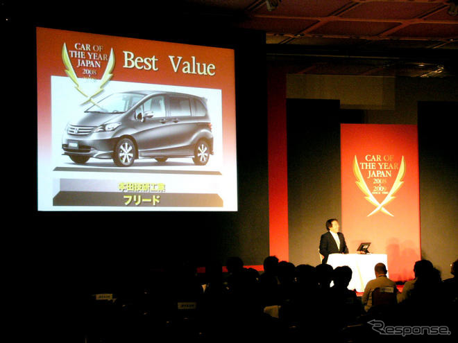 【COTY 速報】BEST VALUE