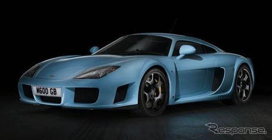 英国から超スパルタンなスーパーカー ノーブル m600 レスポンス