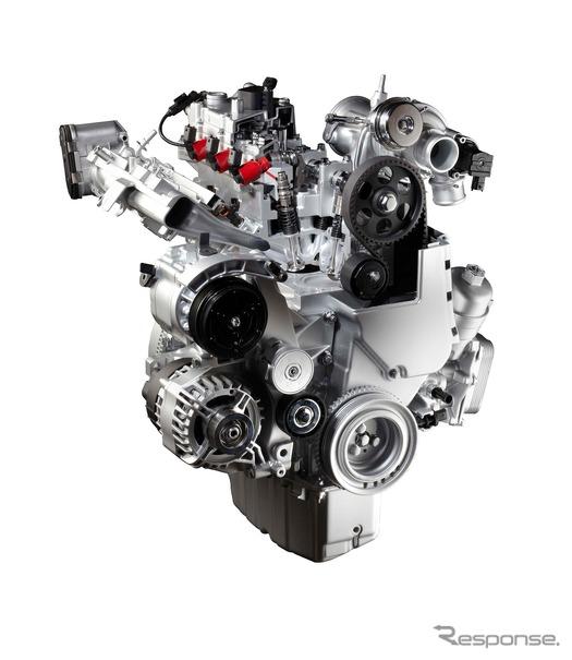 クライスラー、FIREエンジンの概要公表…フィアットと共同開発