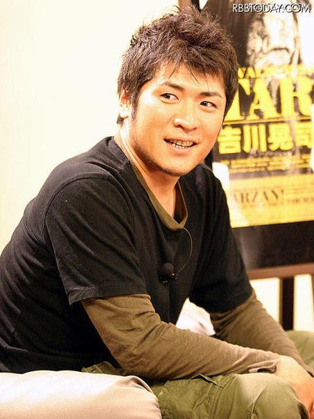 吉川晃司が結婚、すでに子供も | レスポンス(Response.jp)