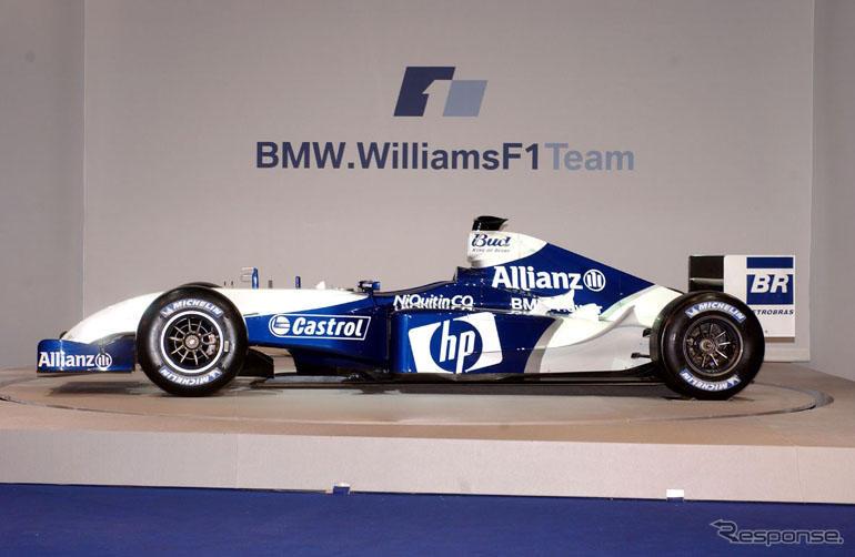 ウィリアムズ・FW25
