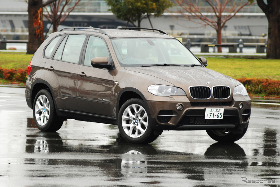 BMW X5 xDrive36d BluePerformance