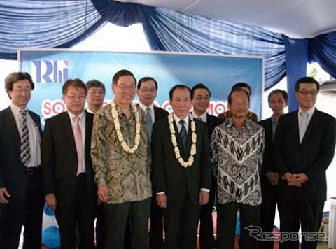 東海ゴム、インドネシアの二輪用ホース生産拠点で開所式 | レスポンス ...
