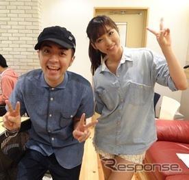 前山田健一×吉木りさ ニューシングルリリース | レスポンス(Response.jp)
