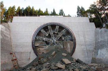 津軽蓬田トンネル