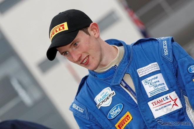 WRC、エルフィン・エヴァンスが...