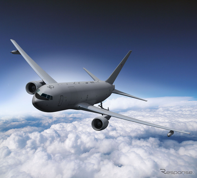 KC-46Aタンカー