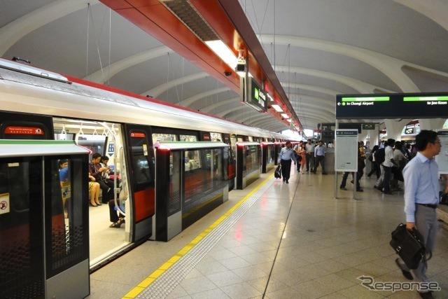 シンガポールの鉄道網、2030年に...