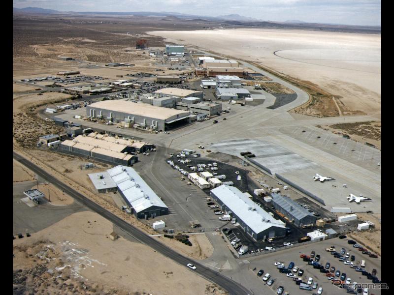 NASAドライデン飛行研究センター...