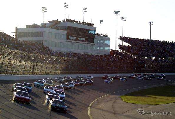 NASCAR】NASCARがアイオワ・スピ...