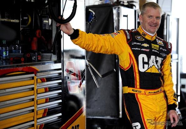 NASCAR】バートン、2015年よりNB...