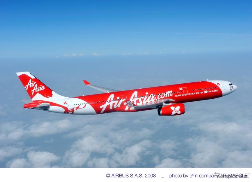 エアアジア X、25機の A330-300 ...