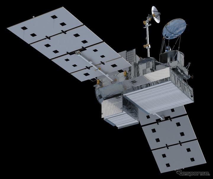 JAXAと三菱重工、H-IIAロケット2...