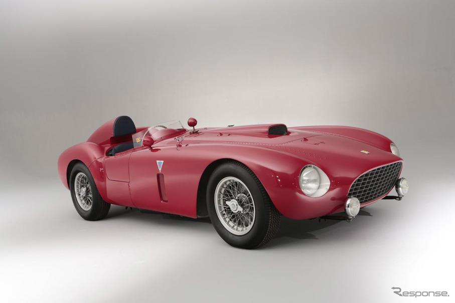 フェラーリのクラシックカーが18億円…オークションで高値落札