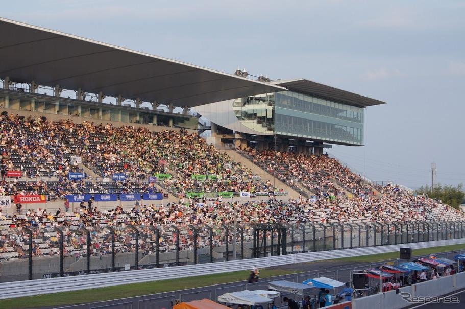 2014コカ・コーラ ゼロ鈴鹿8時間耐久ロードレース 決勝(鈴鹿8耐2014)