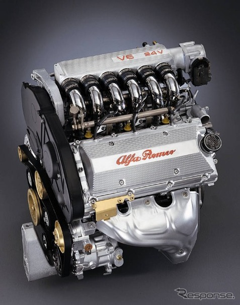 えーっ アルファのv6エンジンが姿を消す レスポンス response jp