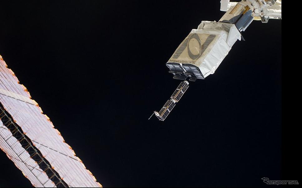 ぼう 人工 衛星 き
