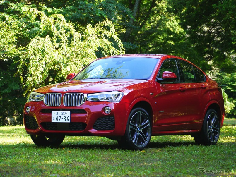 BMW・X4 xDrive35i MSport