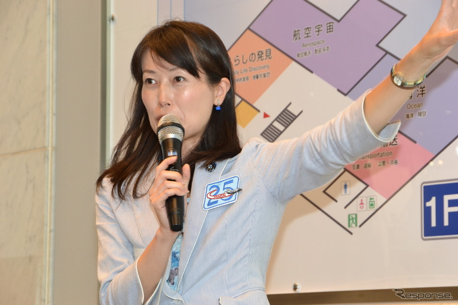 宇宙業界で働く女性の現状…JAXA講演会に山崎直子宇宙飛行士ら登壇