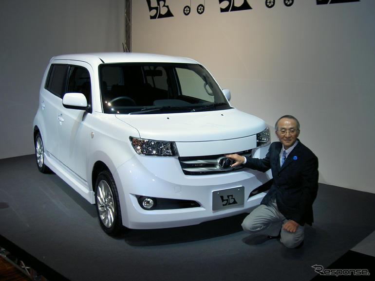 Bb トヨタ