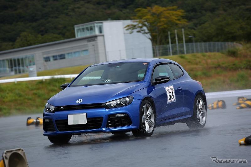 VW&アウディ ワンメイクドライビングレッスン