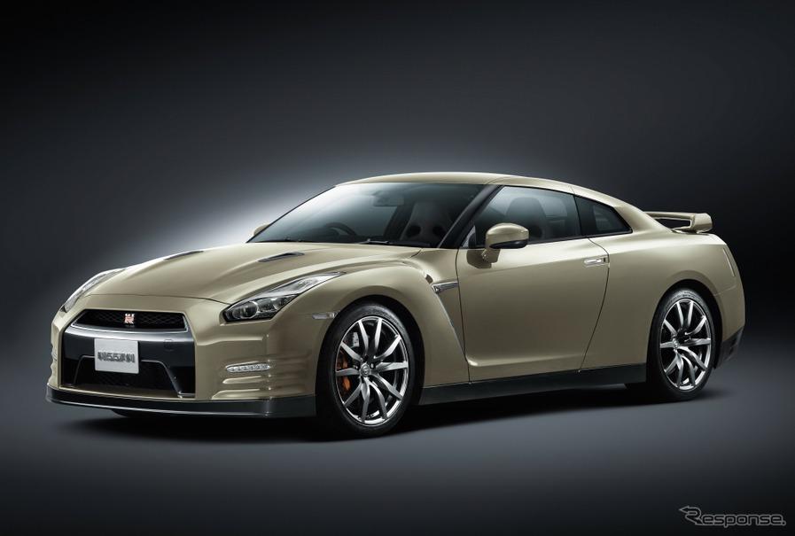 日産 GT-R 45th Anniversary