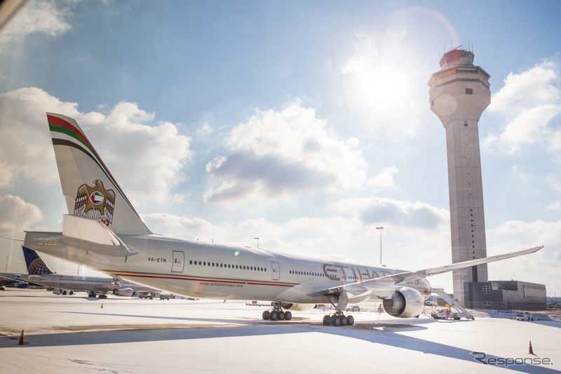 UAEアブダビ国際空港、CNNトラベ...