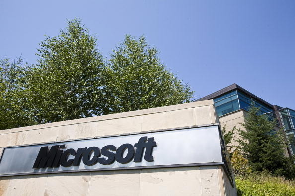 Microsoft(c)Getty Images