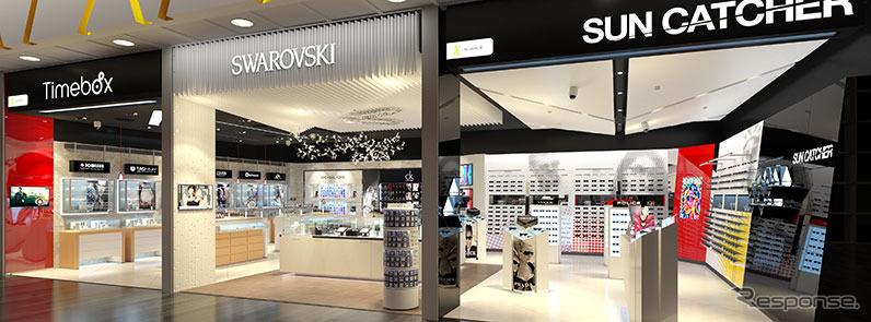 ストックホルム・アーランダ空港、大型ショッピングロードを整備…人気 ...