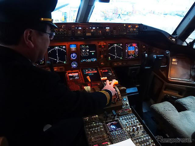 JAL機長が語る「B777のコックピ...
