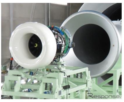JAXA、エンジン騒音研究用ターボファンエンジンの運転試験を開始 ...