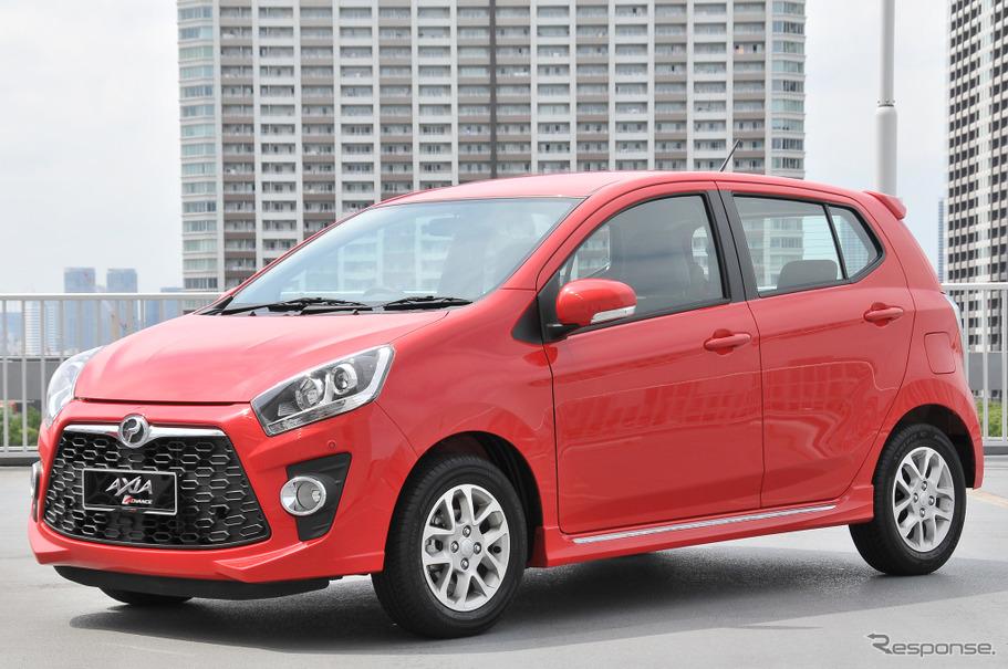 マレーシアの小型車スタンダード...