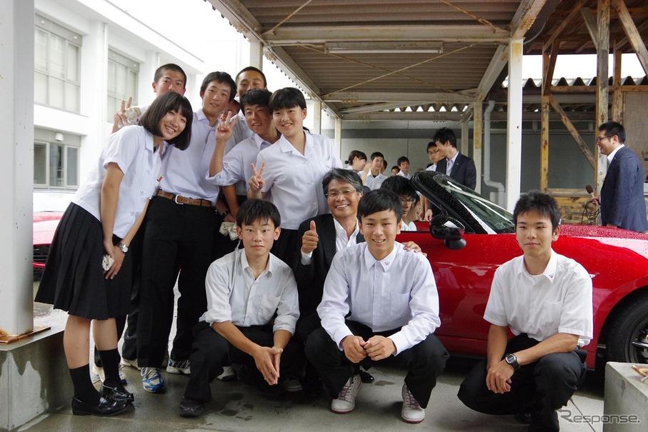 岡豊 高等 学校 高知 県立
